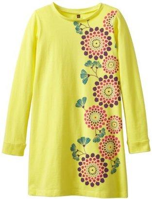 Tea Collection Girls 7-16 Graphic Shirt Dress