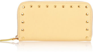 Marni Studded leather wallet