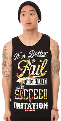 Mighty Healthy The PS Fail Floral Tank Top