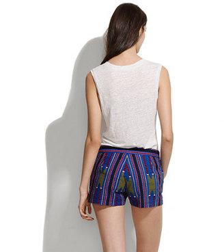 Madewell Les Prairies de Paris&TM Printed Shorts