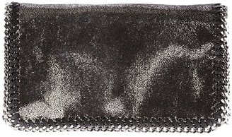 Stella McCartney metallic Falabella crossbody bag