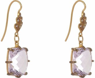 Cathy Waterman Women's Gemstone Drop Earrings