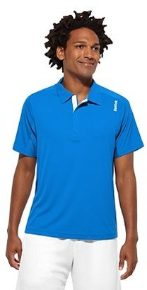 Reebok Tennis Short Sleeve Polo