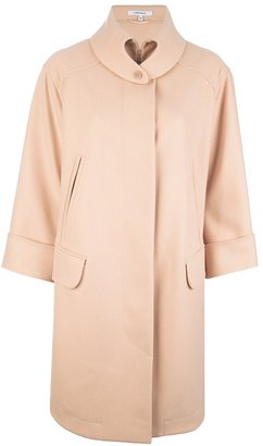 Carven Oversized Wool Coat