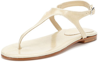 Butter Shoes Abalone Thong Sandal