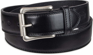 Dickies Leather Men's Belt with Roller Buckle