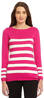Nautica Sailor Striped Sweater
