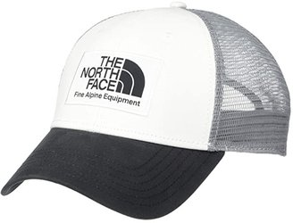 The North Face Mudder Trucker Hat (TNF Black/TNF White) Caps