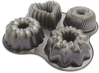Nordicware Quartet Bundt Cake Pan