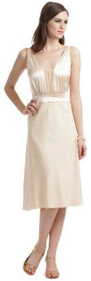 Narciso Rodriguez Bashful Blush Dress