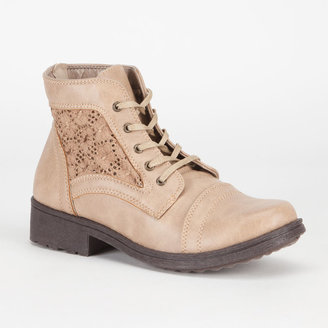 Qupid Missile Womens Shoes