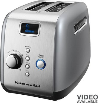 KitchenAid 2-slice digital toaster