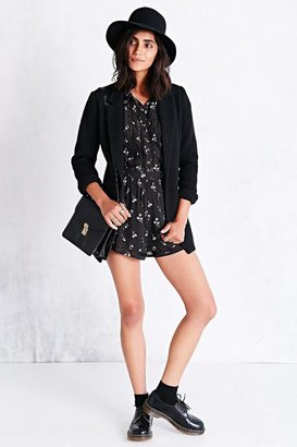 Urban Outfitters Cooperative Penny Blouse Romper