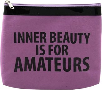 Ulta Our Name Is Mud Cosmetic Bag
