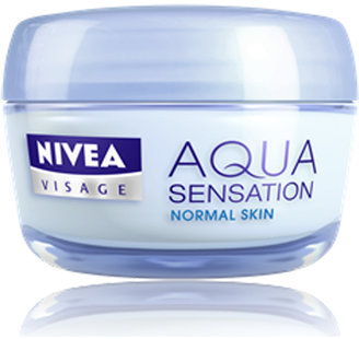 Nivea Aqua Sensation Day Cream