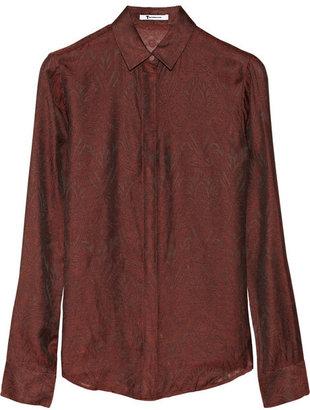Alexander Wang Jacquard shirt