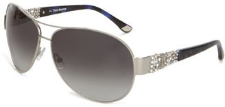 Juicy Couture JU536S Aviator Sunglasses