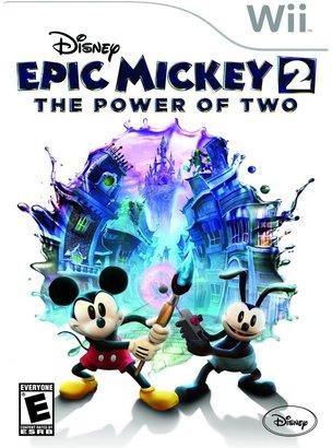 Nintendo Disney Interactive Disney Epic Mickey 2: Power of 2 Wii