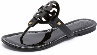 Tory Burch Miller Thong Sandals $195 thestylecure.com