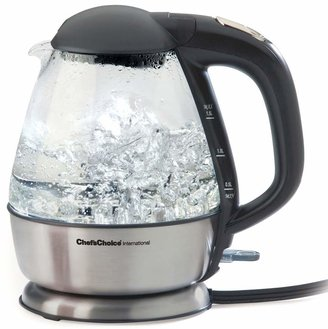 Chef's Choice Chefschoice M680 International Cordless Electric Glass Kettle
