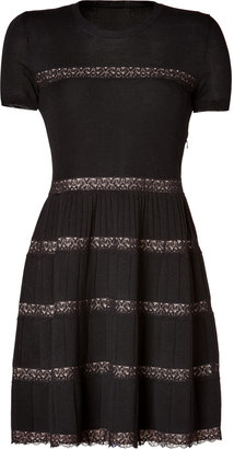 RED Valentino Wool Dress