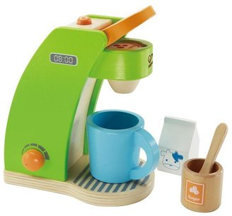 Green Baby Rise and Coffee Maker