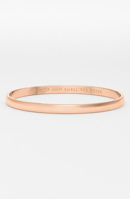 Kate Spade 'idiom - Stop And Smell The Roses' Bangle