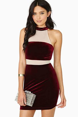 Nasty Gal Soft Echoes Dress