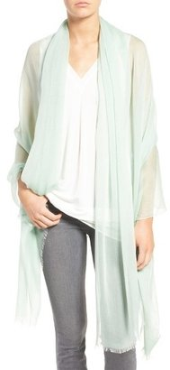 Women's Nordstrom Modal Silk Blend Scarf $39 thestylecure.com