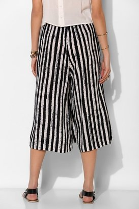 Urban Outfitters Pins And Needles Soft Culotte Pant