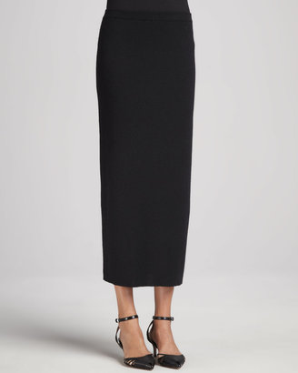 Eileen Fisher Washable Wool Ankle-Length Pencil Skirt, Women's