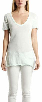 V::room Scoop Neck Short Sleeve T-Shirt