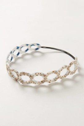Anthropologie Loop-Link Headband