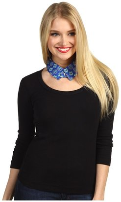 Echo Foulard Collar (Neon Yellow) - Accessories
