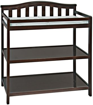 Child Craft Childcraft Arch Top Changing Table - Jamocha