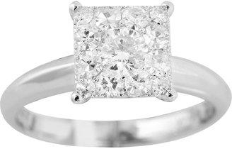 MODERN BRIDE Brilliant Dream 3/4 CT. T.W. Princess-Style Diamond Engagement Ring