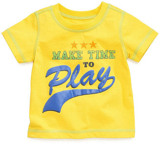 First Impressions Baby Boys' Graphic Tee