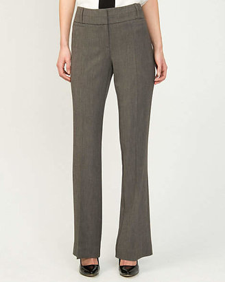 Le Château Slightly Flared Tweed Pant