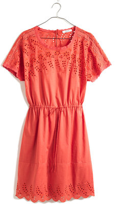 Madewell Eyelet Wildfield Dress