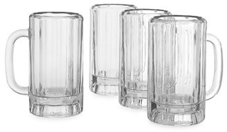Bed Bath & Beyond Libbey® Occasions 16-Ounce Beer Mug (Set of 4)