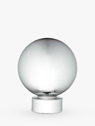 John Lewis & Partners Chrome Ball Finial, Dia.28mm