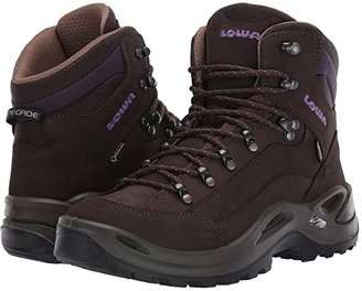 Lowa Renegade GTX Mid WS (Slate/Blackberry) Women's Hiking Boots