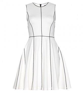 Alice + Olivia Stretch-jersey dress
