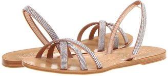 Pedro Garcia Idalia (Bisque Satin) - Footwear