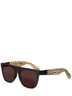 Super Flat Top Gianni Pompei Sunglasses