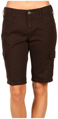 Worn Jeans Jane Bermuda Women's Shorts