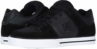 DC Black Smooth) Men's Skate Shoes