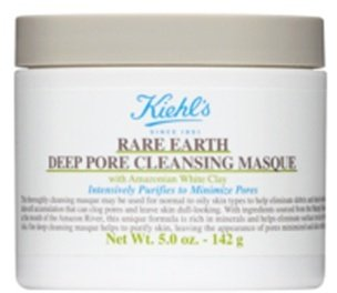 Kiehl's Kiehls - Rare Earth Pore Cleansing Masque - 5 oz