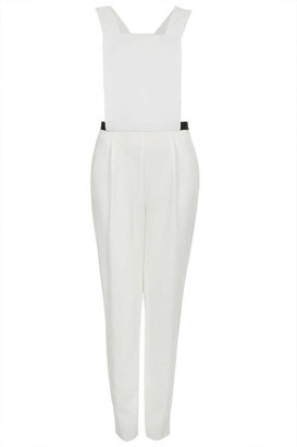 Topshop Tapered Jumpsuit