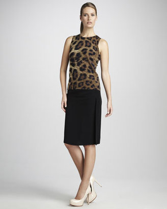 Magaschoni Pencil Skirt